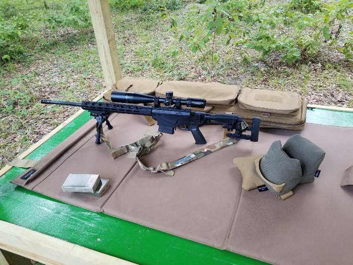 07 26 20 Ruger Precision Rifle with Gen II scope in shooting shed 01 small.jpg