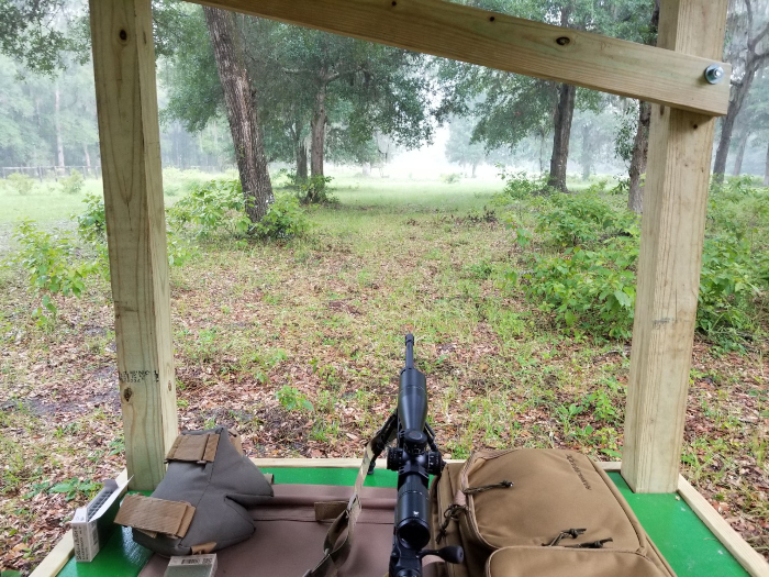 07 26 20 Ruger Precision Rifle with Gen II scope in shooting shed 02 small.jpg