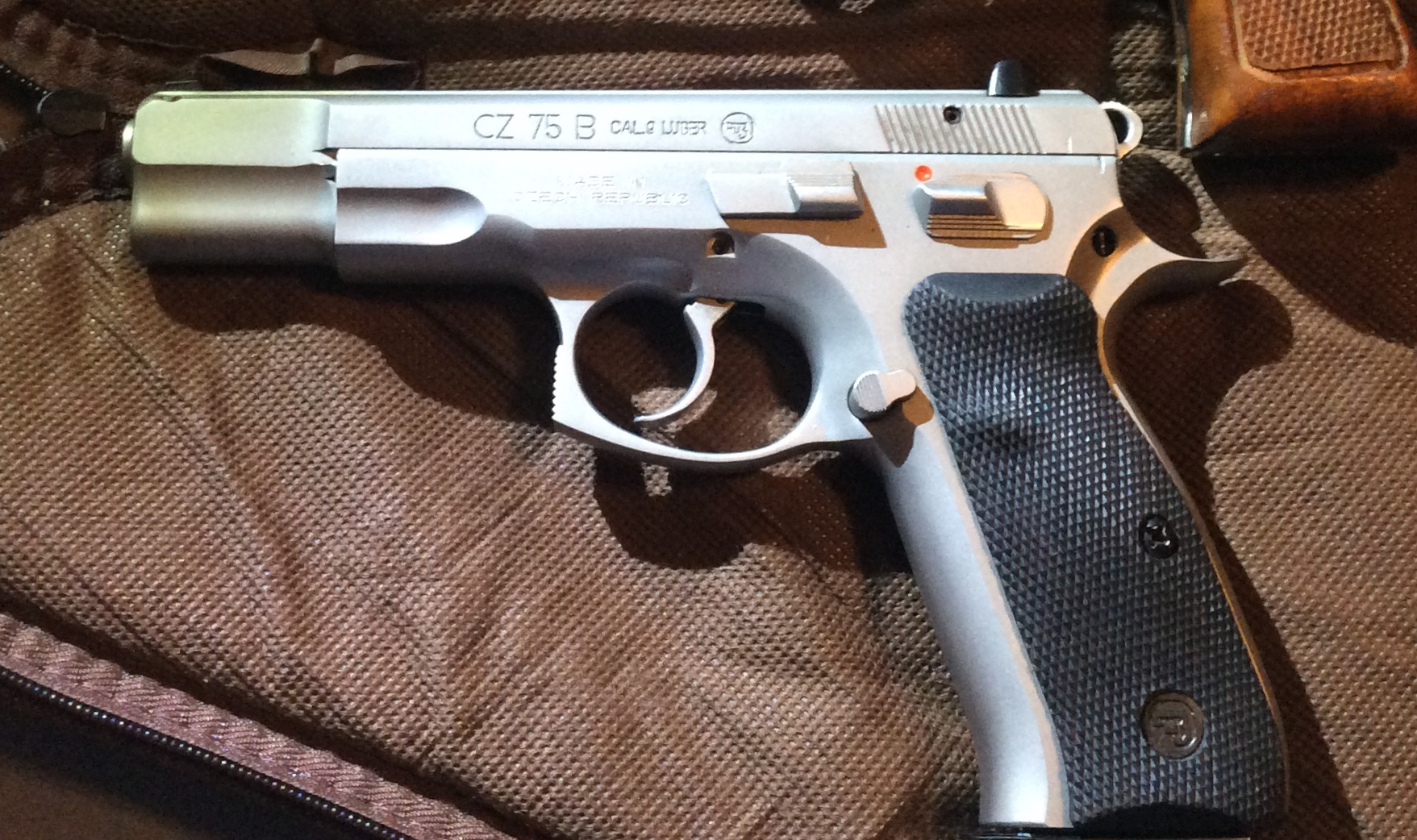 CZ75 Tactical Sport   Mine! | The Firearms Forum - The